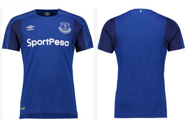 Everton FC Home shirt 2017/18