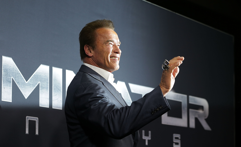 Terminator Genisys Australia Screening
