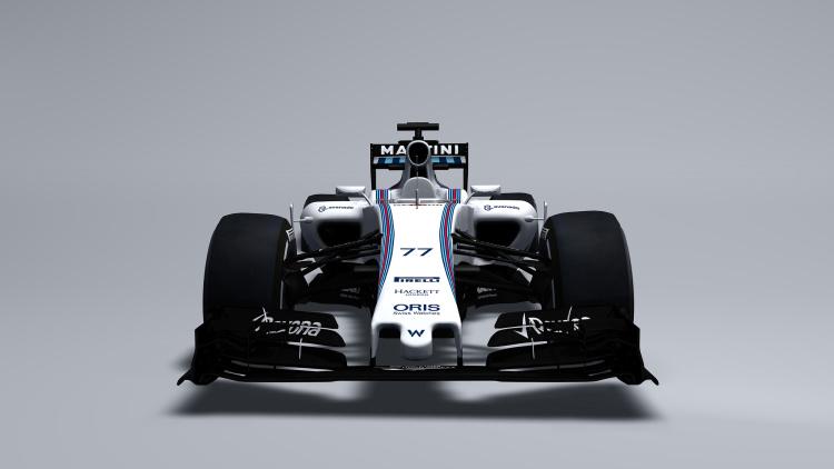 ウィリアムズ・FW37