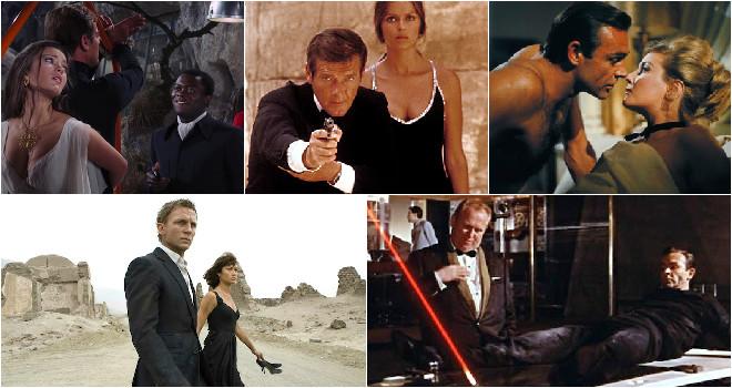 Best James Bond Movies