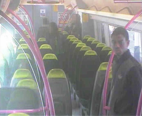Passenger breaks ticket inspector's jaw and tries to throw him off train