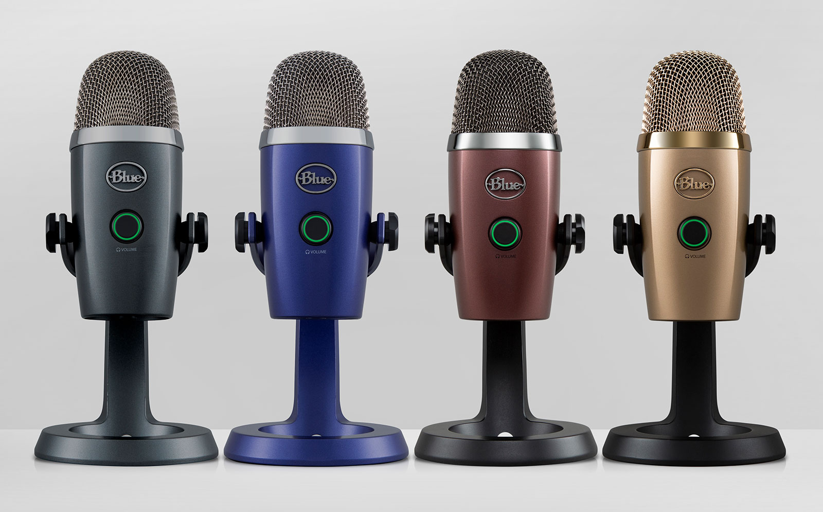 Blue S Yeti Nano Is Built For Simple High Quality Desktop