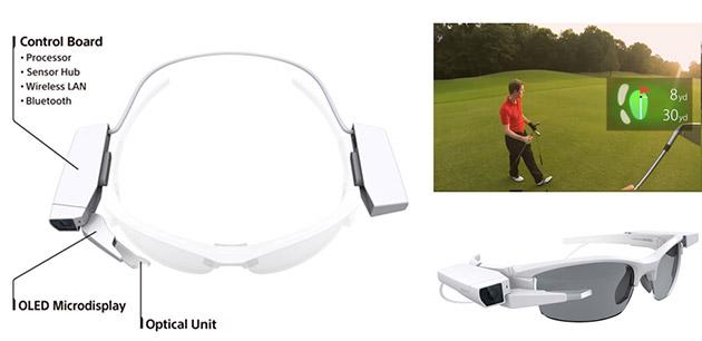 Sony 让你手上的眼镜也有 Google Glass 的功能