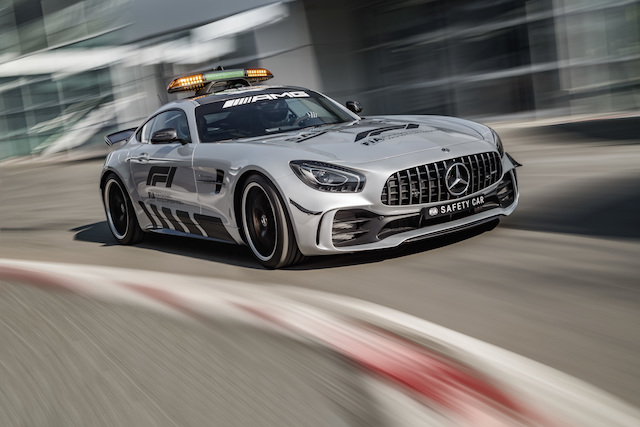 Mercedes-AMG GT R Official F1 Safety Car 2018   Mercedes-AMG GT R Official F1 Safety Car 2018