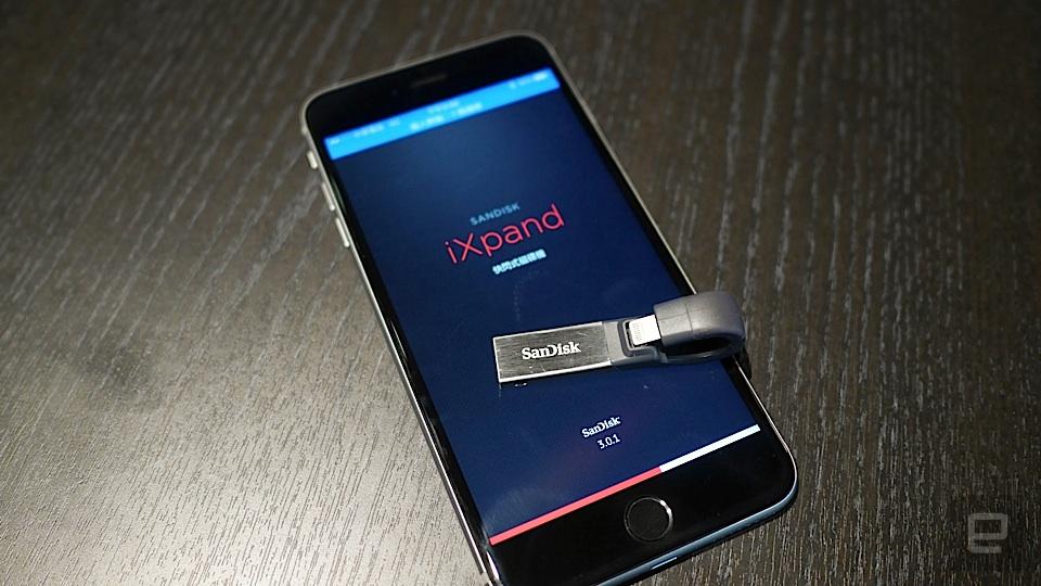SanDisk 發表新一代 iXpand 隨身碟,我們動手玩(更新:香港售價)