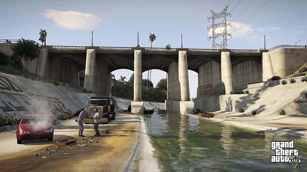 Grand Theft Auto V 將於 11 月 18 日登上 PS4 與 Xbox One;PC 版... 要等到明年去了