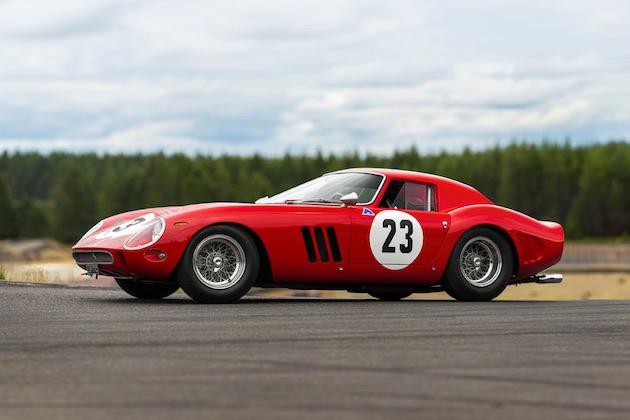 予想落札価格は50億円! 1962年製フェラーリ「250 GTO」がオークションに