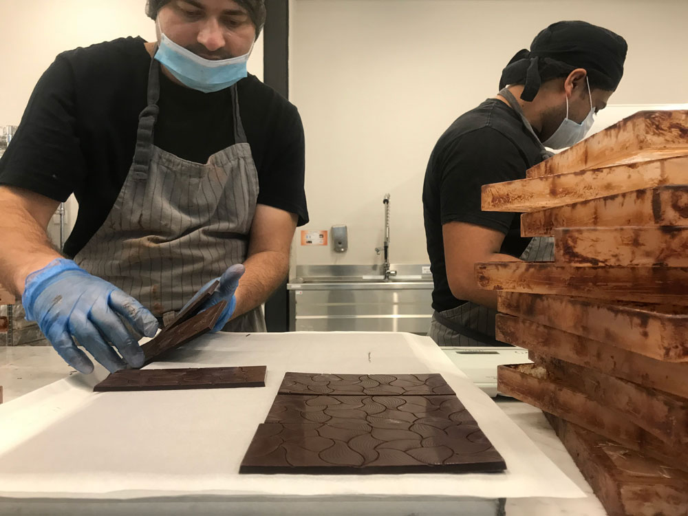 Mirzam chocolate