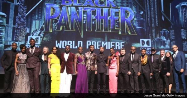 『ブラックパンサー』がワールドプレミアで大絶賛!「スーパーヒーロー映画を永遠に変える」