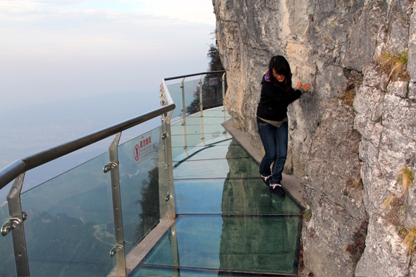 World's most dangerous walks