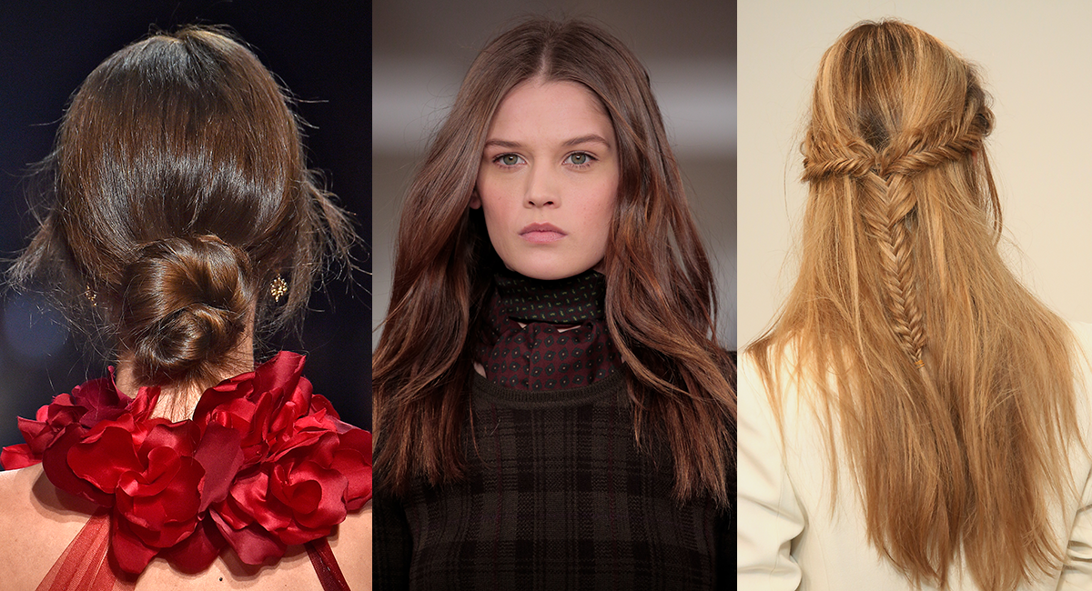 Prettiest hair moments from the fall 2016 runways