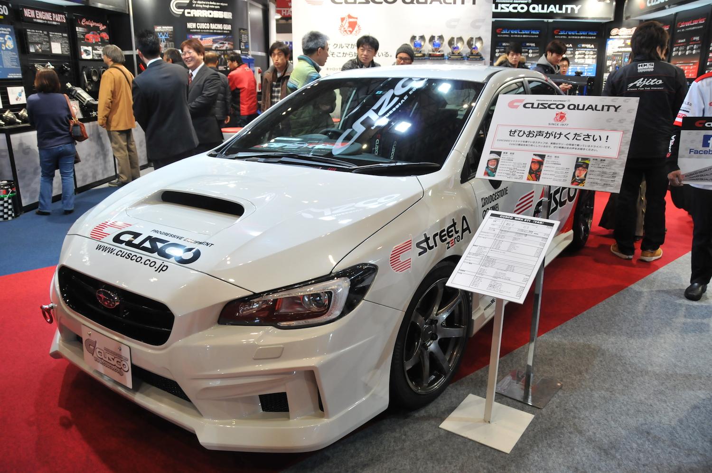 Tokyo Auto Salon2015 CUSCO
