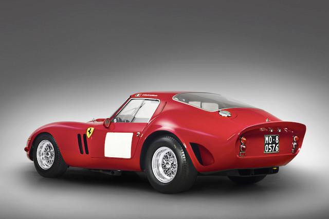 Ferrari could revive the legendary 250 GTO , AOL