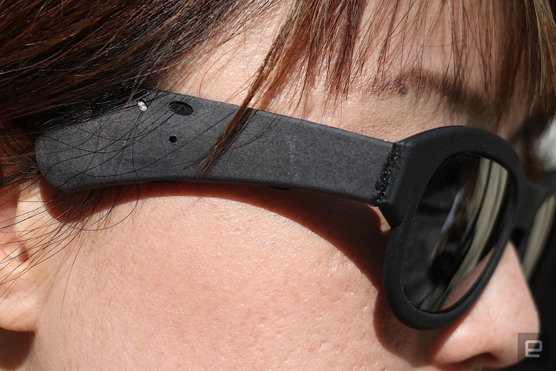 236345c42b Bose sunglasses hands-on  audio AR makes more sense than you think