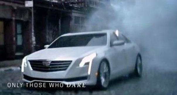 Cadillac oscar ads
