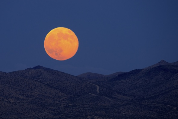 Last supermoon of the year on Tuesday