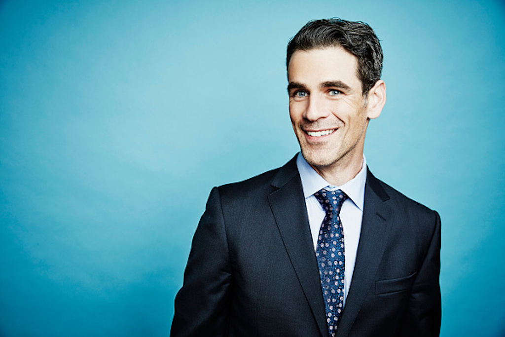 BEVERLY HILLS, CA - AUGUST 4: Eddie Cahill from Disney ABC Television Group's 'Conviction' poses for a portrait at the 2016 Summer TCAs Getty Images Portrait Studio at the Beverly Hilton Hotel on July 27th, 2016 in Beverly Hills, California (Photo by Maarten de Boer/Getty Images)