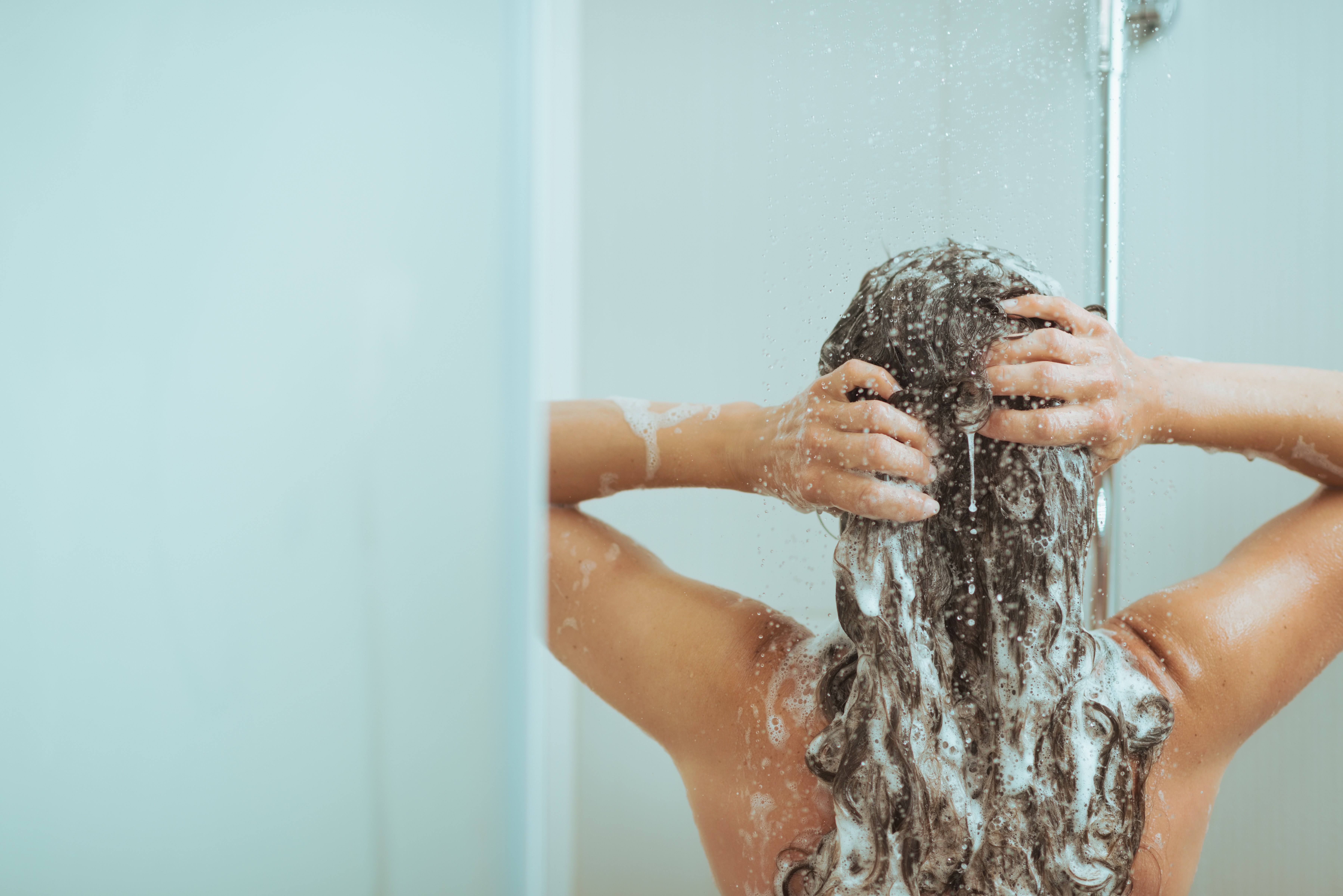 Why you DO need to wash your hair