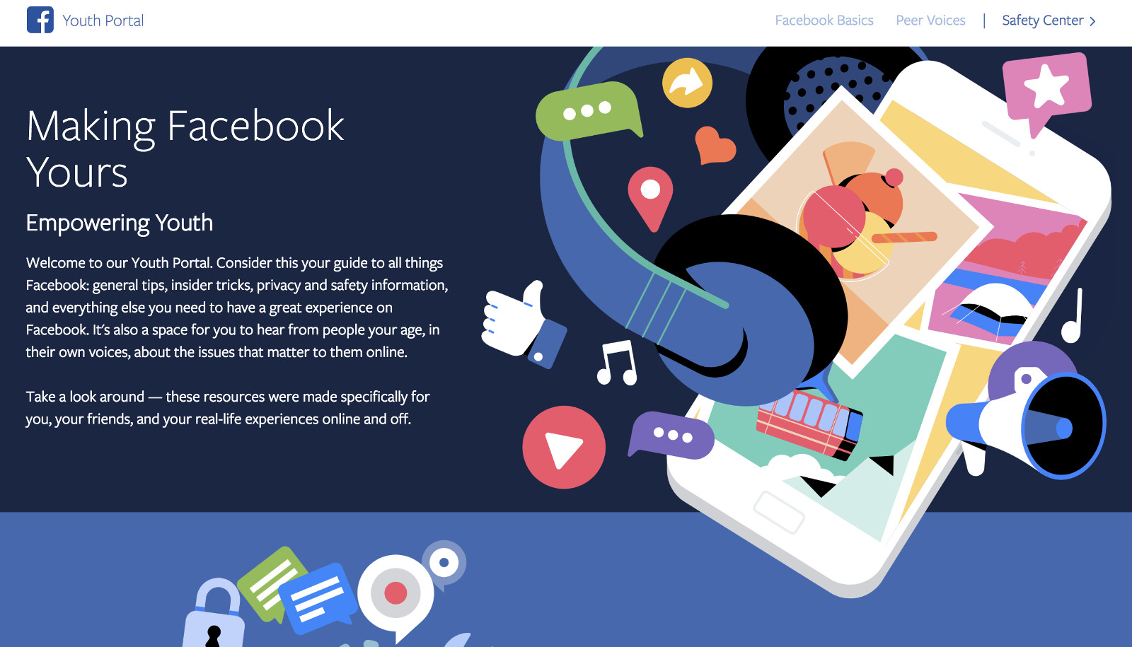 Facebook and other social networks can be a pretty toxic place for kids and  teens, with at least one study coming to the conclusion that they deepen  young ...