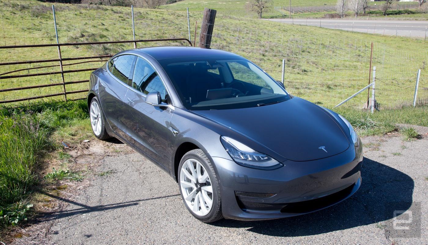 Tesla's performance Model 3 delivers 3.5 second 0-60 for $78,000