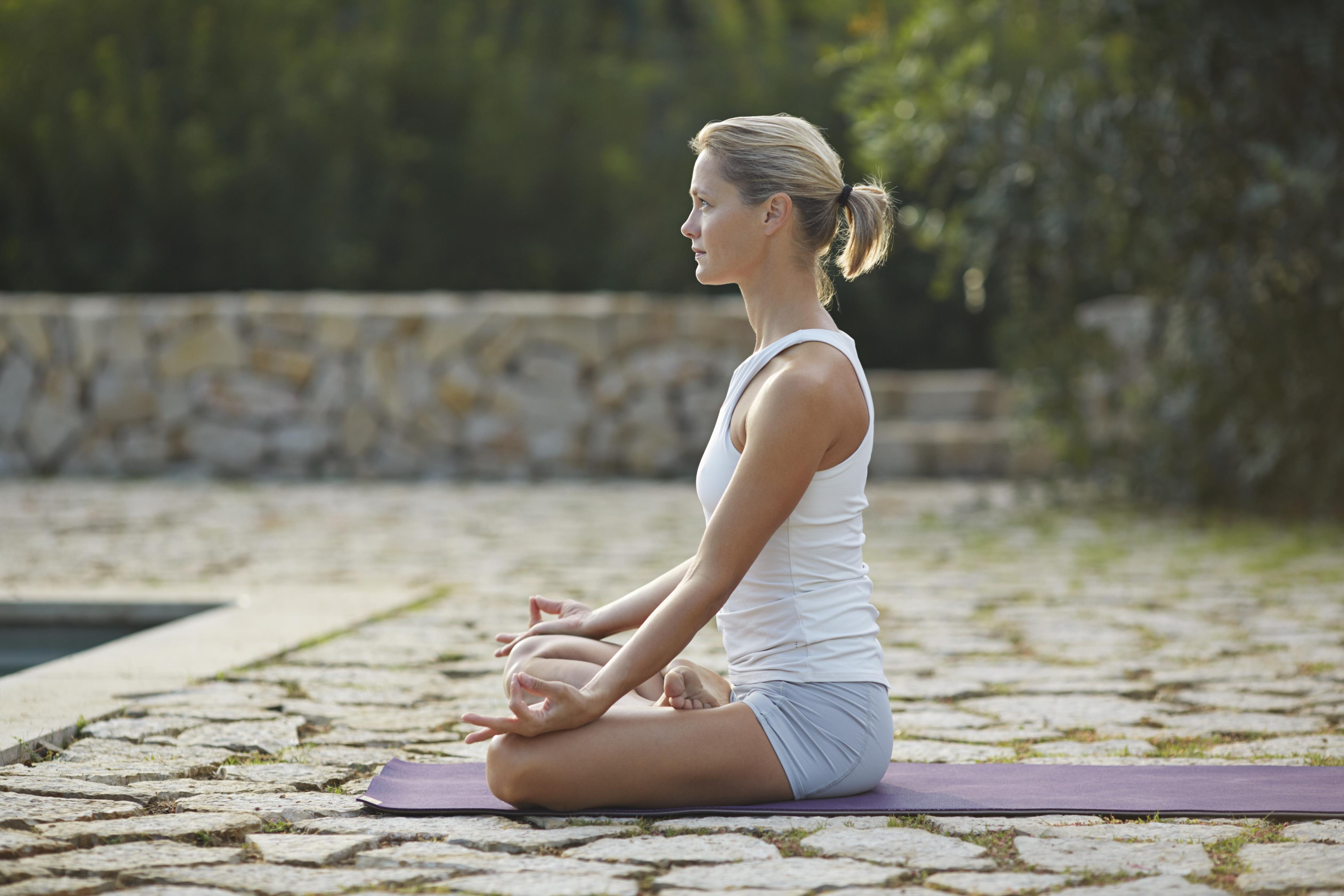 Dhyana (Practice Enlightenment Meditation)