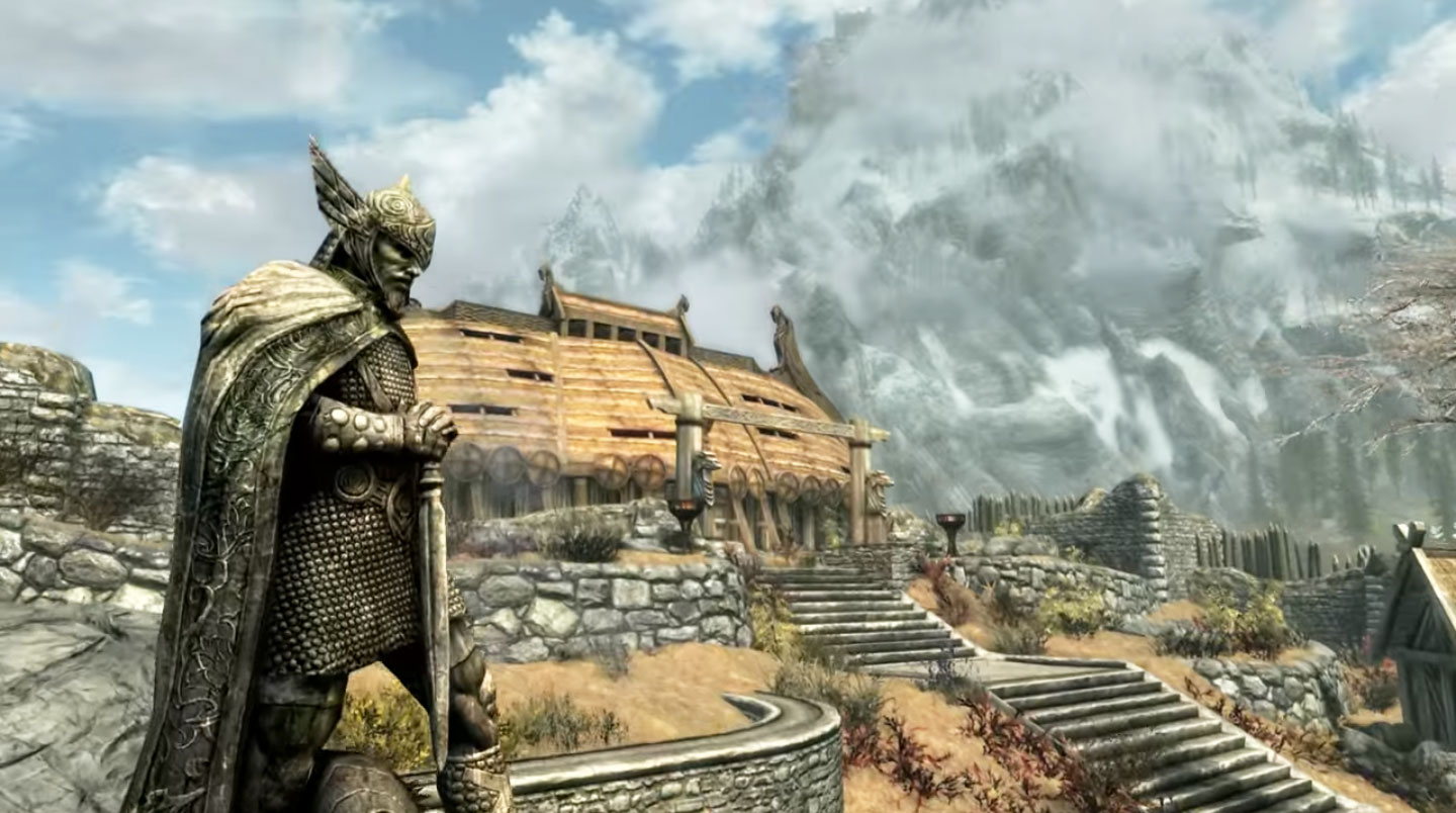 Skyrim Special Edition' is the remaster you asked for