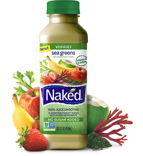 Naked Juice Sea Greens