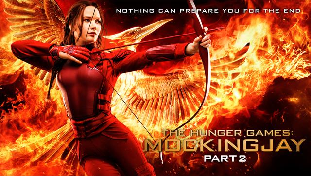 Hunger Games CF2 Poster