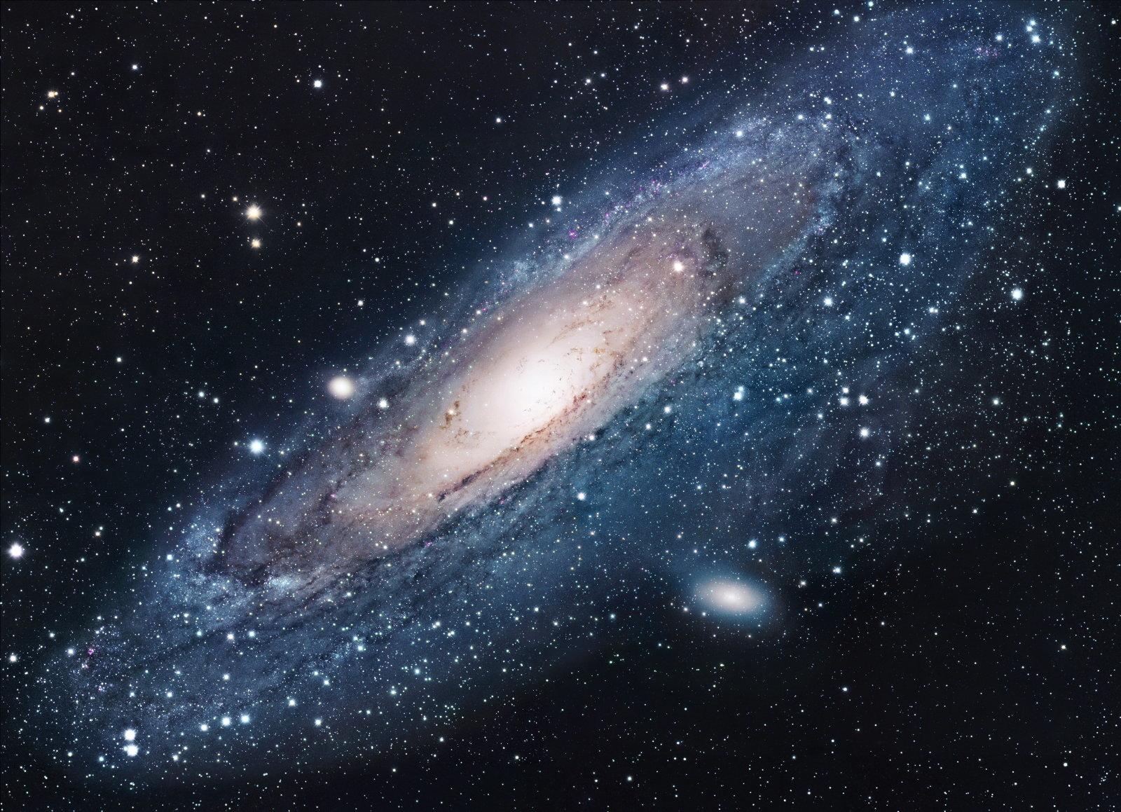 銀河系の伴銀河一覧