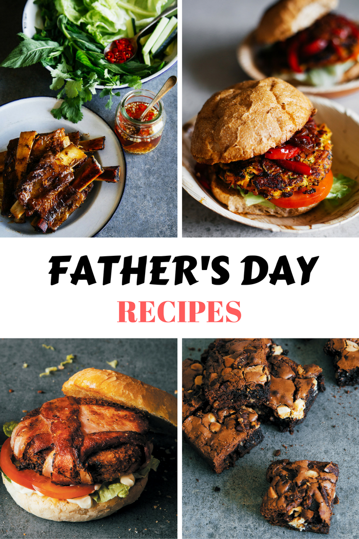 7 Droolworthy Recipes To Make Dad This Father's