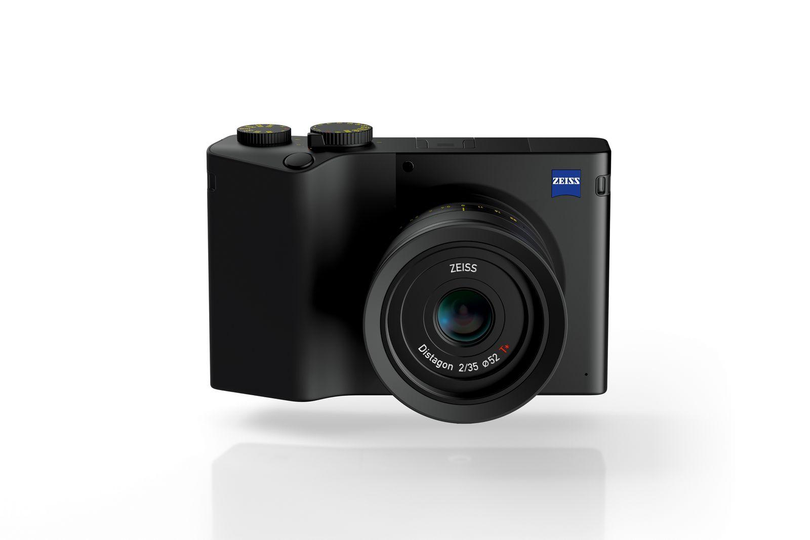 Zeiss 首款數位相機 ZX1 是一台全幅定焦隨身機