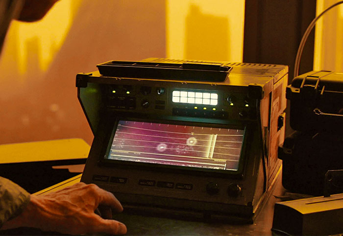 Designing the technology of 'Blade Runner 2049'