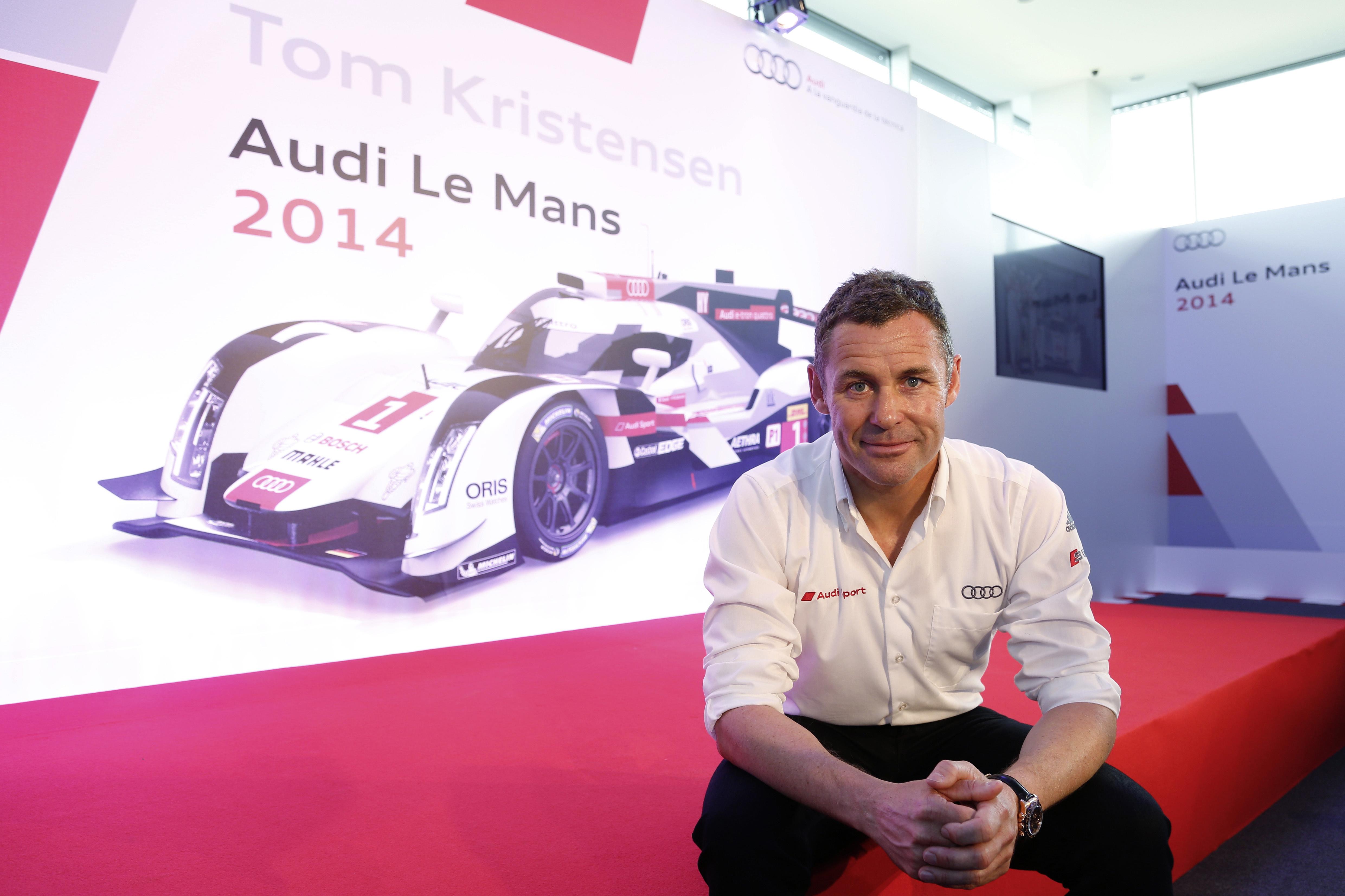 Einer der ganz Grossen des Sports tritt ab: Le-Mans-Rekordsieger Tom Kristensen bestreitet Ende November in S o Paulo (Brasilien) sein letztes Rennen als Profirennfahrer. Der 47 Jahre alte Daene bleibt der Marke mit den Vier Ringen als Repraesentant und Partner von Audi Sport erhalten.