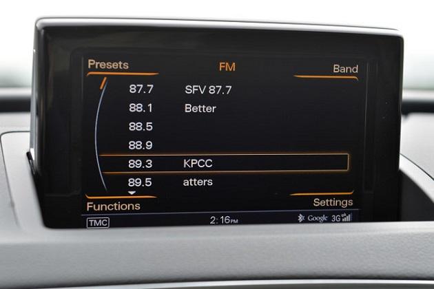 クルマの中で聴くのは、今でもラジオが一番?