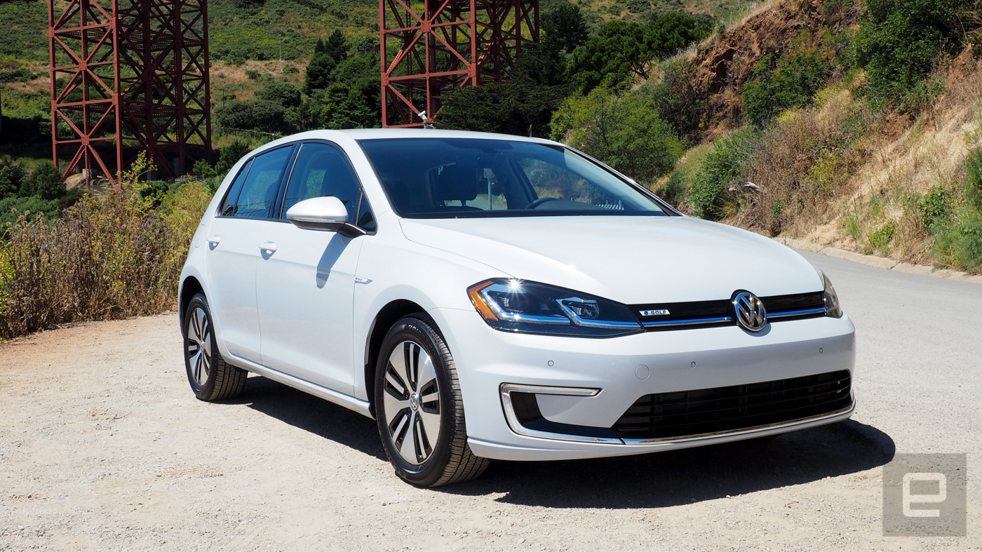Volkswagen S E Golf Sits In The Past While Looking To The Future