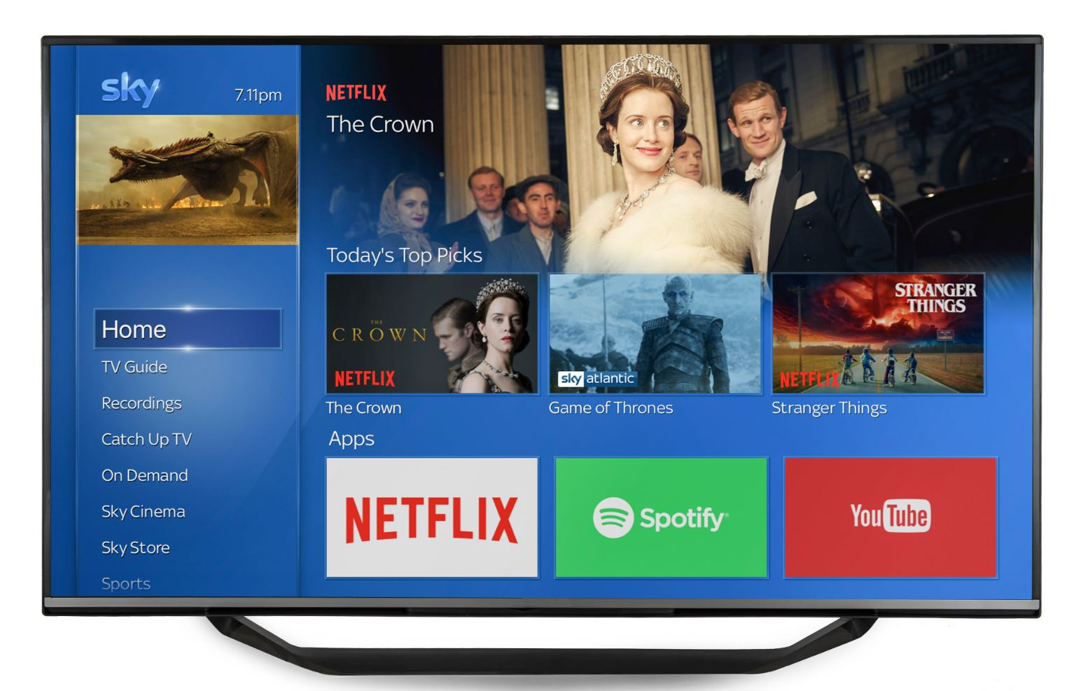 Netflix on Sky Q: price, release date, and T3's hands on lowdown