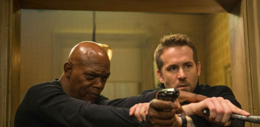 Box Office: 'Hitman's Bodyguard' Takes Out 'Logan Lucky'