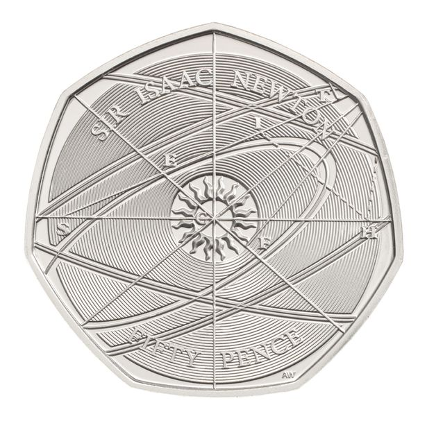 Is this the most valuable 50p out there?