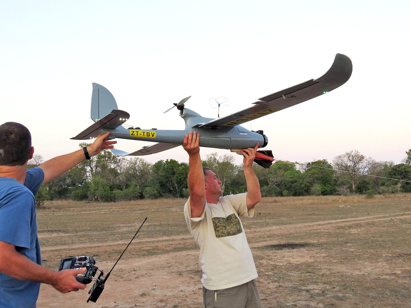Six drones that do good for people and the planet