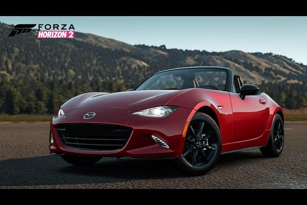 『Forza Horizon 2』に4代目マツダ「ロードスター」のDLCが登場!(ビデオ付き)