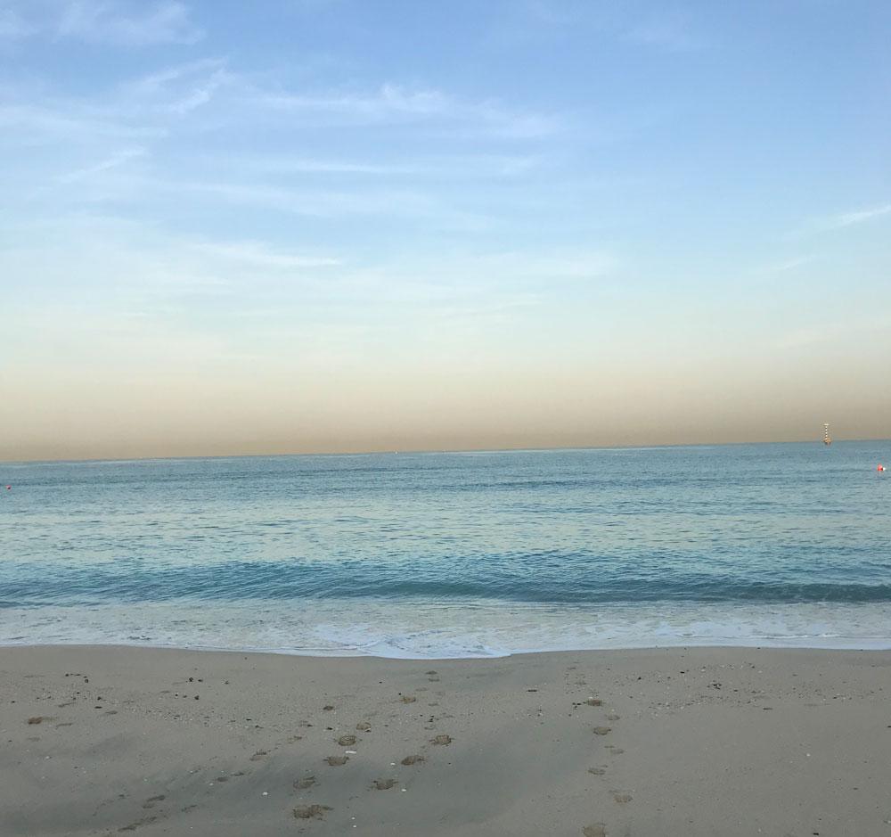 The warmest, saltiest water you will ever swim