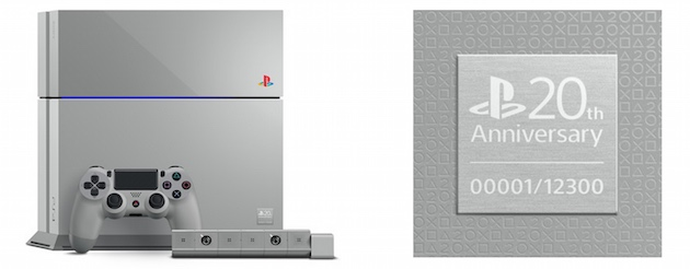 20th Anniversary Edition PlayStation 4