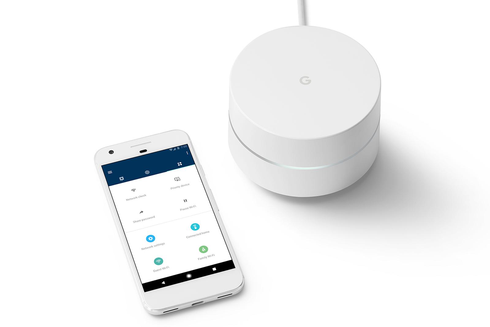 Google WiFi 路由器帮你简化全家范围的无线网络铺设