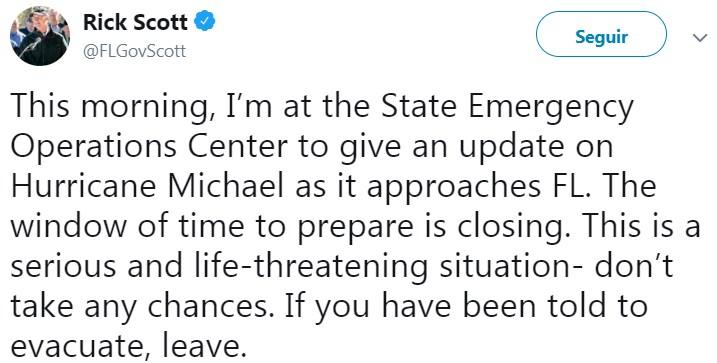 Alerta en Florida: el