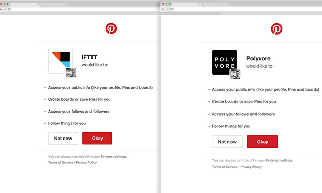 Log Into Text Free Account: You Can Use Your Pinterest