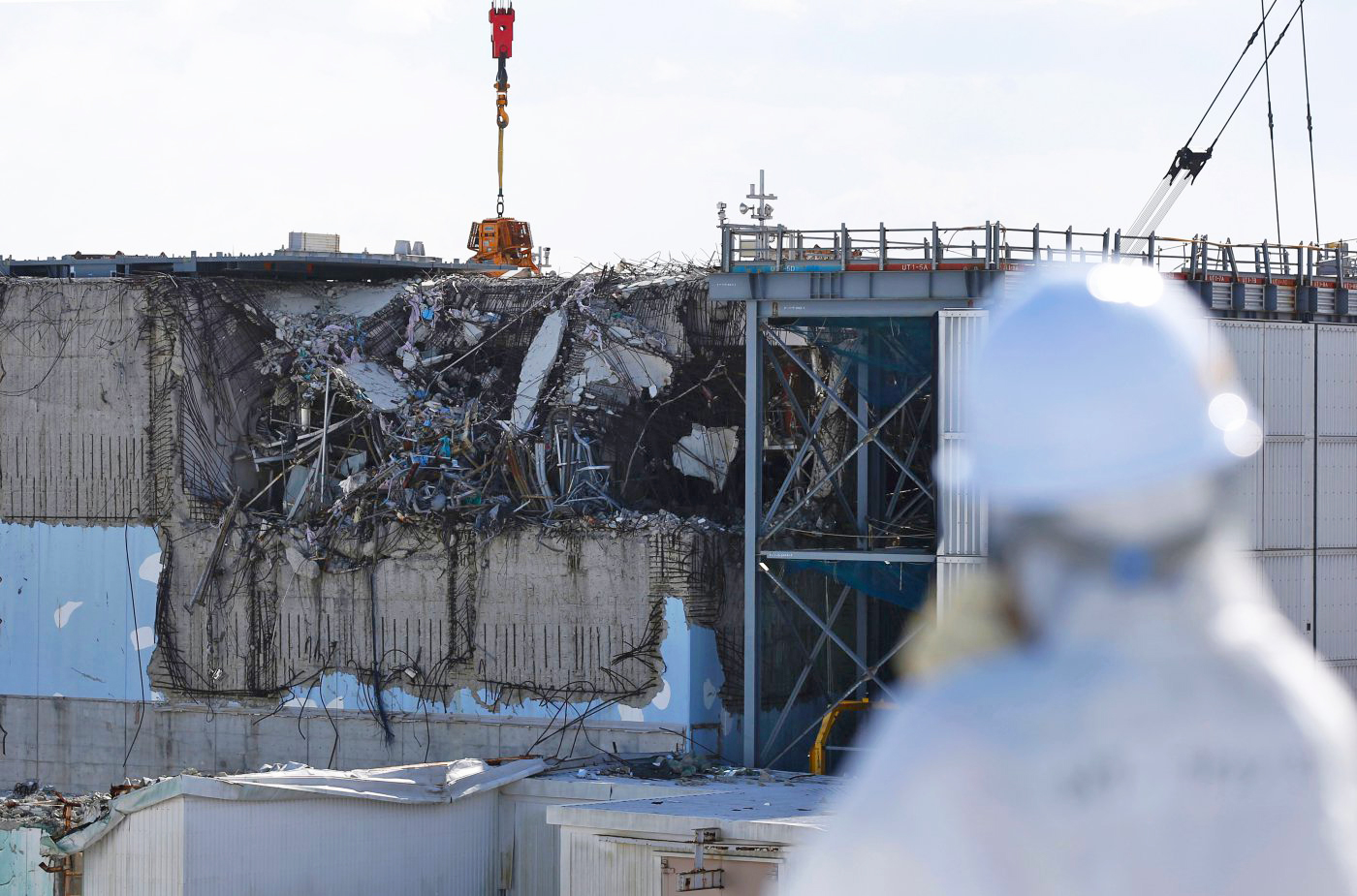 Even robots can't survive Fukushima's ground zero