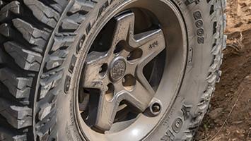 Yokohama Tire Test