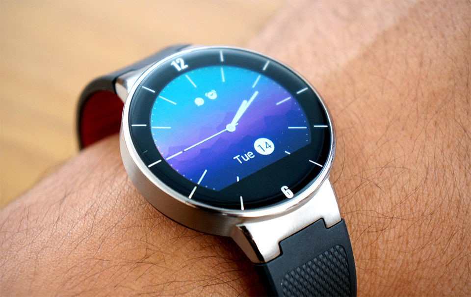 Alcatel OneTouch Watch Review No Beginners Luck Here