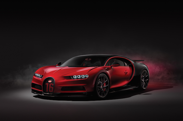 Bugatti Chiron Sport Promises Improved Handling