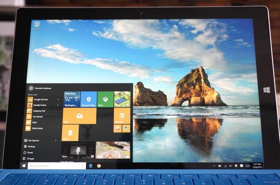 Windows 10 主站测评